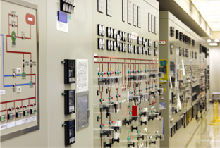 Power control station